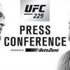 UFC 229 Press Conference: Khabib vs McGregor LIVE VIDEO FEED