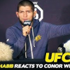 Video: Khabib apologizes for UFC 229 meltdown, blames media for promoting Conor McGregor's trash talk