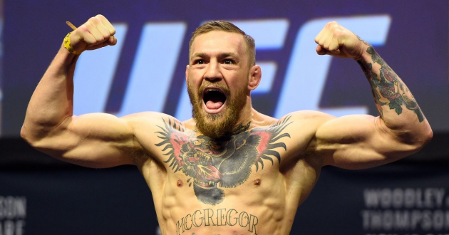 McGregor vs Khabib weigh ins: Results, Video replay for UFC 229 in Las Vegas