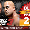 Half price! Golden Boy MMA offers Black Friday sale for 'Liddell vs Ortiz 3'