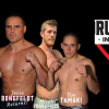 Rumble in the Cage 60 Results from Lethbridge, Alberta