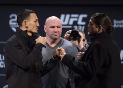 UFC 231: Max Holloway right at home in Toronto