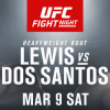 UFC Debuts in Wichita With a March 9th Showdown Between Top-Ranked Heavyweight Knockout Artists