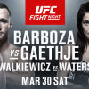 UFC Returns to Philadelphia March 30 with Fight of the Year Candidate Between (#6) Edson Barboza and (#7) Justin Gaethje