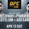 UFC Returns to Atlanta With Two Massive Title Fights