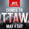 UFC is Coming to Ottawa! Tickets Available March 8