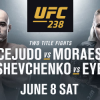 UFC Returns to Chicago with Two Premier Title Fights