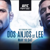 UFC Fight Night 152 results for 'Dos Anjos vs Lee' on ESPN+