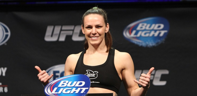 Canada's Alexis Davis returns at UFC 240 opposite Viviane Araujo