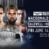Rory MacDonald Confirms He Will Face Neiman Gracie – Plus Darion Caldwell returns – Friday, June 14 at Madison Square Gardens