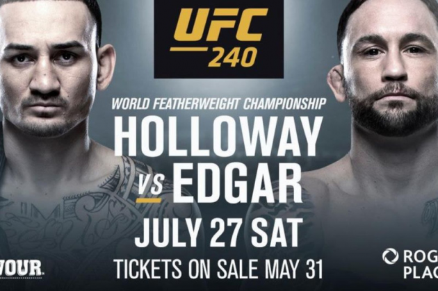Who'll Win UFC 240 – Holloway or Edgar?