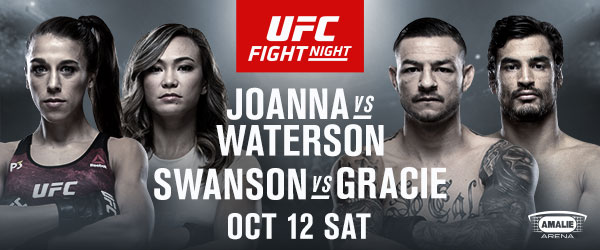 UFC Travels Back To Tampa With A Pivotal Women's Strawweight Bout