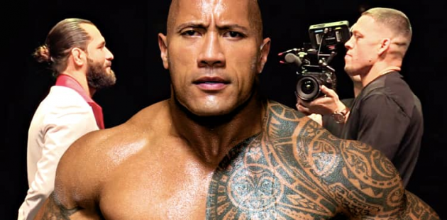 Dana White confirms WWE superstar The Rock will present $50K 'BMF' belt at UFC 244