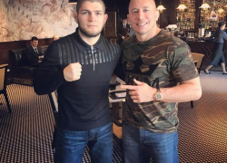 Georges St. Pierre confirms he would come out of retirement to fight Khabib Nurmagomedov