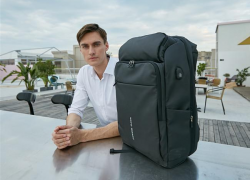 Get Packing and go Travelling with the ultra modern and spacious Nayo Almighty Travel Backpack