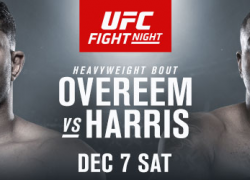 Heavyweight Knockout Artists Headline UFC Return To Washington D.C.