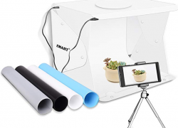 Introducing The World's Premier Mini Photobooth Made By EMART. Elevate Your Business Today!