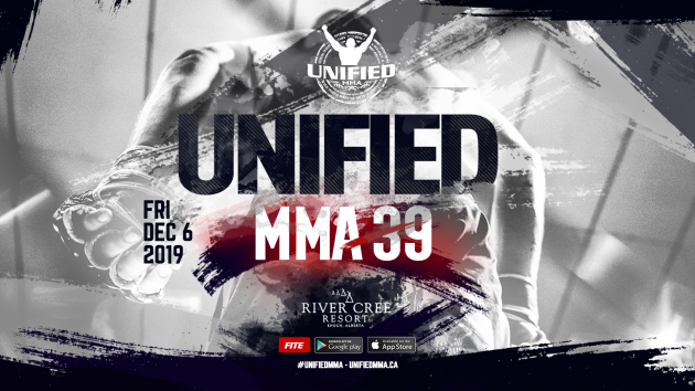 Teddy Ash To Face Undefeated Alex Polizzi in Unified 39 Main Event in Edmonton