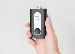 Atmotube: Introducing the World's Advanced Wearable Air Pollution and Weather Tracker!