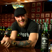 Canada!  Make your St. Patrick's Day memorable with Conor McGregor's Proper Twelve Irish Whiskey (Recipes Inside)