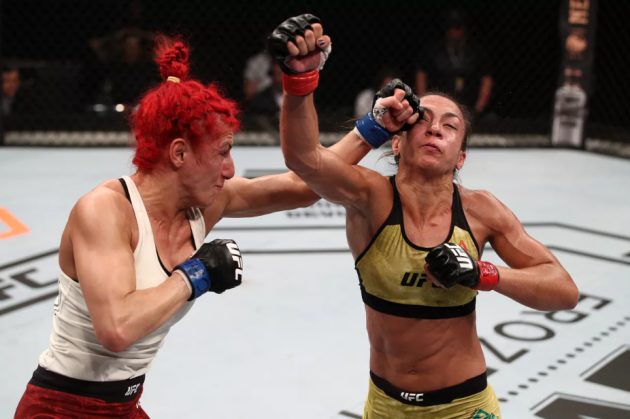 Windsor, Ontario's Randa Markos sick, concerned about COVID-19 after UFC Brasilia fight