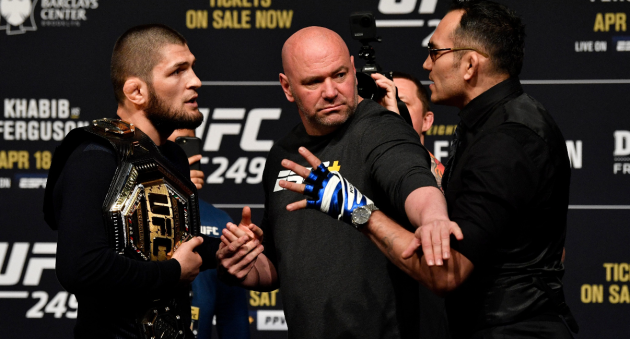 Dana White says he has found a location for UFC 249, will be a closed door event