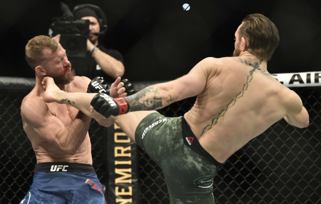 Five Best UFC Finishes of 2020 (So Far!)