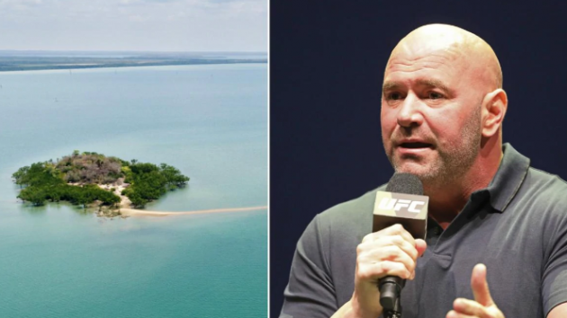 Dana White updates 'Fight Island' plans: 'I'll have a target date next week'