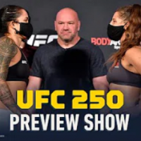 "UFC 250 weigh-in video for ""Nunes vs. Spencer"""