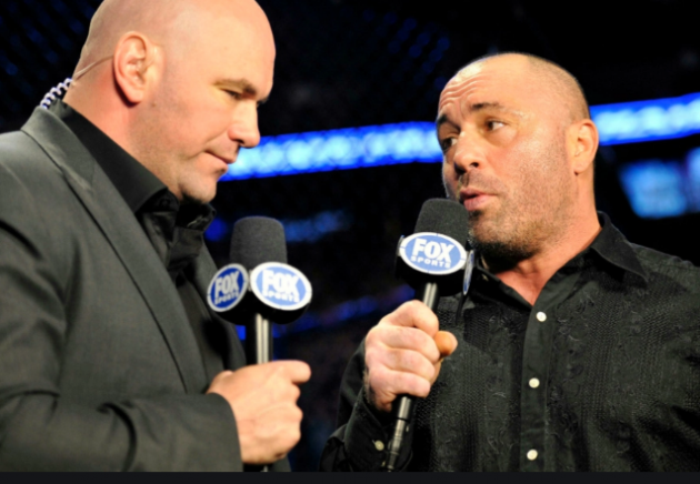 Joe Rogan blames coronavirus, WME finances for paltry UFC fighter pay — 'It's not a monopoly'