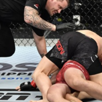 Canadian Jesse Ronson returns to the UFC and submits opponent on 'Fight Island'