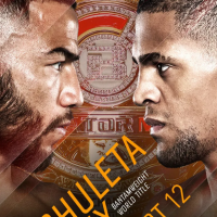 Latest Bellator 246 fight card for 'Archuleta vs Mix' in Uncasville