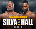 UFC Fight Night 40 results: Brown dominates Silva in exciting main-event
