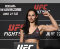 Sarah Kaufman vs. Sara McMann booked for UFC on FOX Sports 1 event in Indianapolis