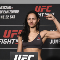 UFC's Ariane Lipski talks fighting and supplements