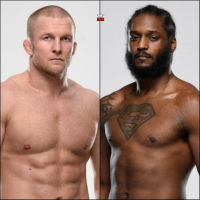Canadian Cirkunov meets Spann, Eubanks vs Kianzad added to UFC Vegas 17 on Dec. 19