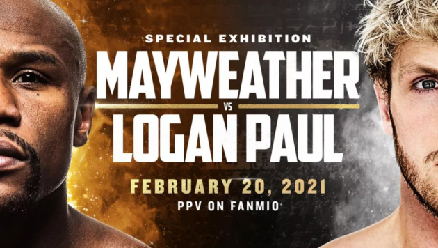 Floyd Mayweather vs. Logan Paul set to go down Feb. 2021