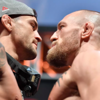 Conor McGregor v Dustin Poirier: a look back on their first clash ahead of their UFC 257 rematch