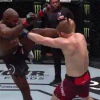 UFC 257: Fight Motion! Watch Poirier bring the heat in slow motion!