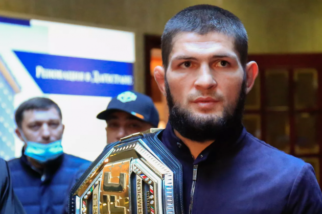 Abdelaziz: A fight with Georges St-Pierre would 'get Khabib up'