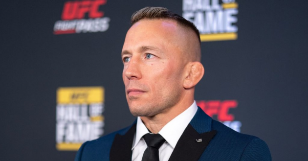 UFC Hall Of Fame: Canadian Icon Georges St-Pierre Included Amongst Other Names