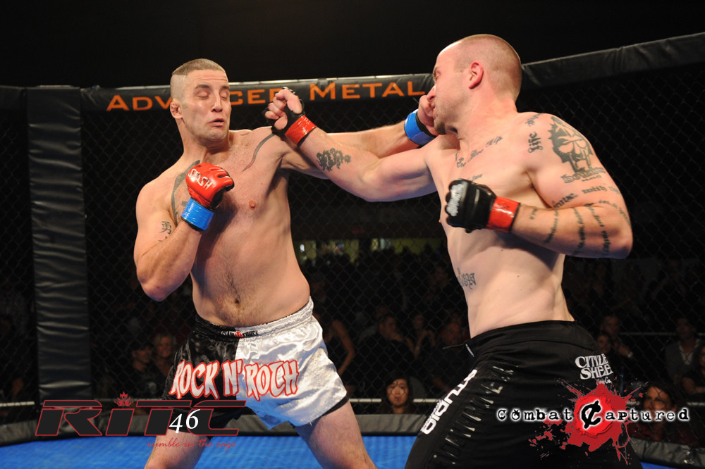 Rumble in the Cage 46 fight photos