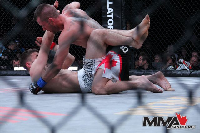 Bellator 64 fight photos