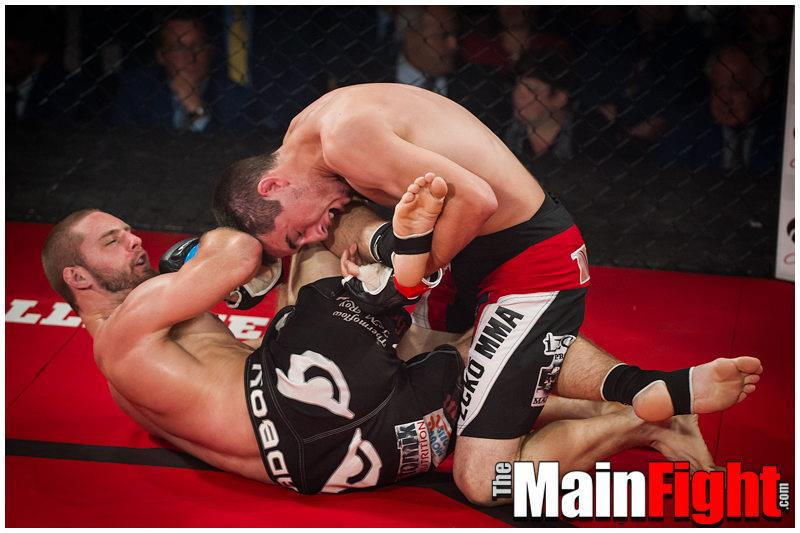 Challenge MMA 1 Photos – Quebec