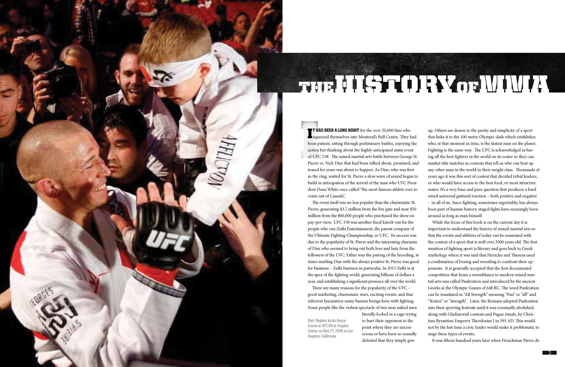 MMA Now!: The Stars and Stories of Mixed Martial Arts on sale now!