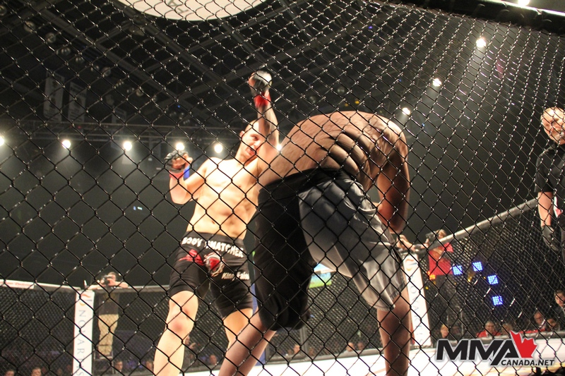 Provincial Fighting Championships 3 results and photos from London, Ontario