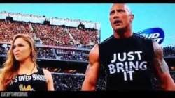 therock-rousey