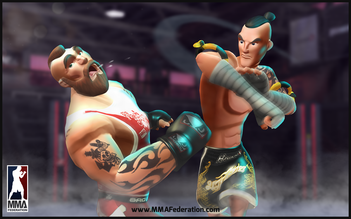 Giving MMA a good kick: MMA Federation to hit mobile on January 14th