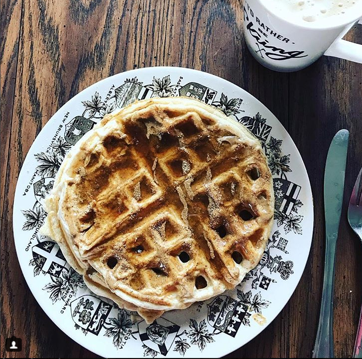 LiquidMuscle: Making Super Protein Waffles Using the World's Cleanest Protein. Recipe Inside!