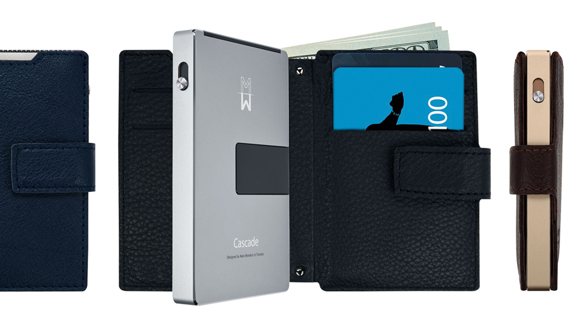 MMA Lifestyle Review: The ONLY Wallet you Need Created By Canadian Company Mani Wonders